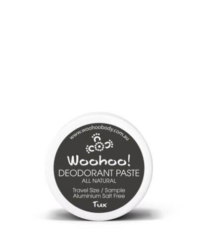 Woohoo Tux Natural Deodorant 10g