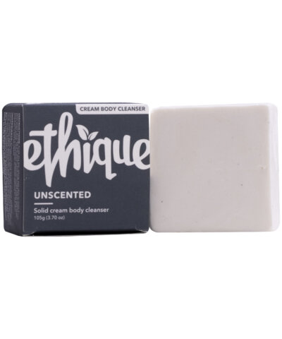 Ethique Unscented - Solid Cream Body Cleanser