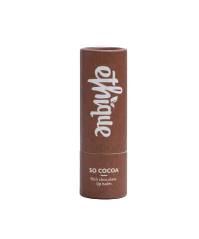 Ethique So Cocoa - Chocolate Lip Balm