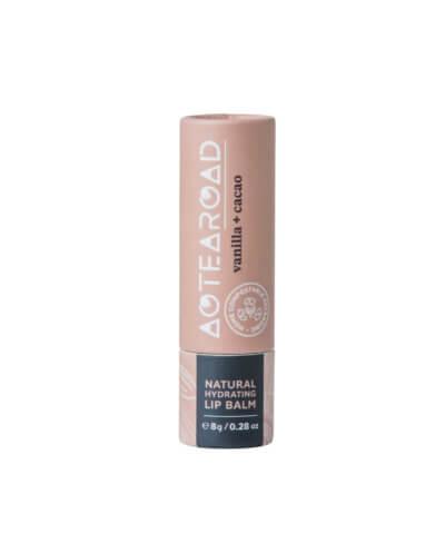 Aotearoad Organic Lip Balm - Vanilla & Cacao