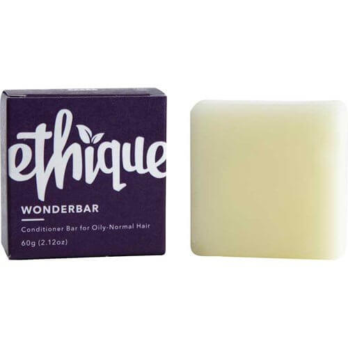 Ethique Wonderbar Solid Conditioner for Oily to Normal Hair