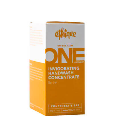 Ethique Sorbet - Invigorating Handwash Concentrate