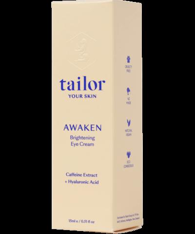 Tailor Skincare - Awaken Eye Cream