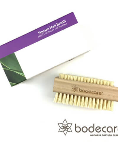 Bodecare - Square Nail Brush Extra Firm